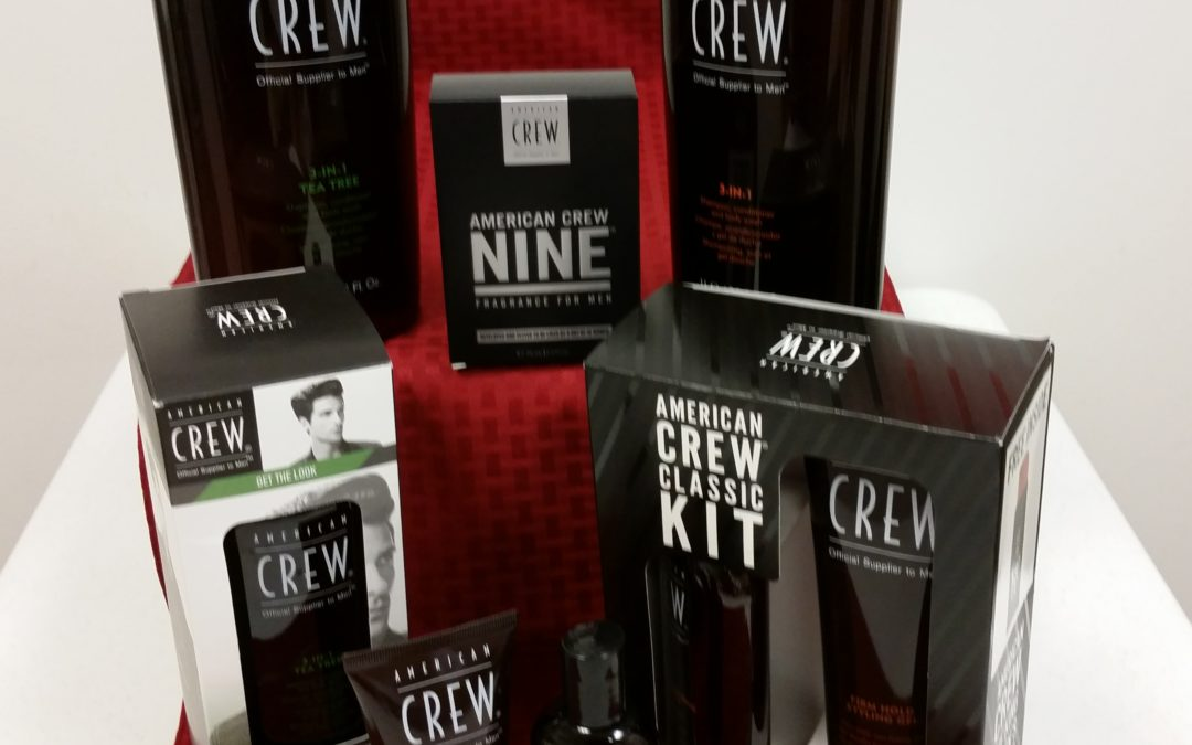 Christmas Special – American Crew Gift Boxes